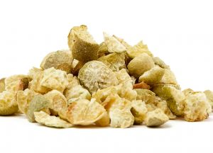 Freeze dried 10mm Desert Lime chips
