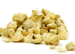 Freeze dried 10mm Outback Lime chips