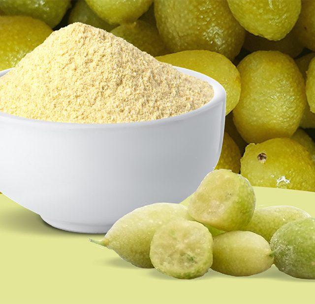 Freeze dried Desert Lime