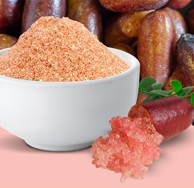 Freeze dried Finger Lime