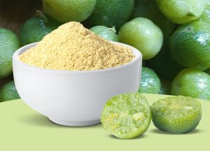 Freeze dried Outback lime