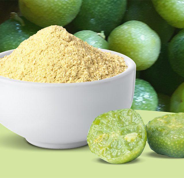 Freeze dried Outback lime