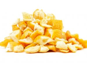 Freeze dried 10mm Sunrise Lime chips